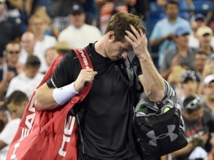 US Open 2015: Andy Murray Crashes Out in Pre-Quarters