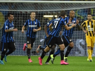 Inter Milan Stretch Lead Over Juventus in Serie A