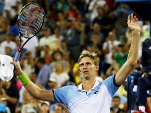 US Open 2015: Late Bloomer Kevin Anderson Aims High After Andy Murray Stunner
