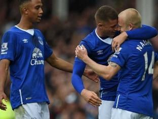 EPL: Steven Naismith Treble Leaves Chelsea's Title Defence in Turmoil