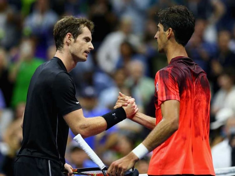 US Open: Andy Murray Bars Kevin Anderson