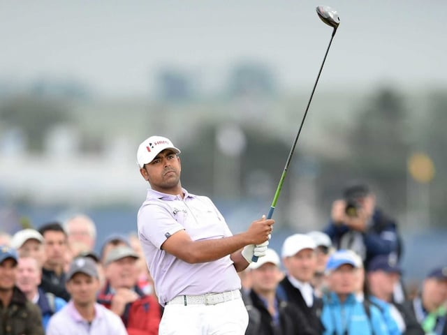 Anirban Lahiri Becomes First Indian to Qualify for Presidents Cup Team