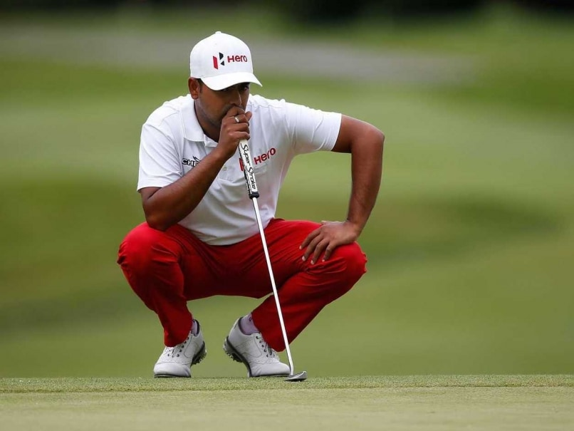 Modest Even Par Start for Anirban Lahiri in United States