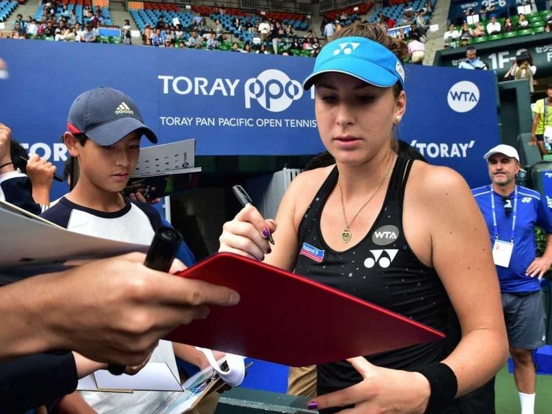 Belinda Bencic Beats Caroline Wozniacki to Face Agnieszka Radwanska in Pan Pacific Final