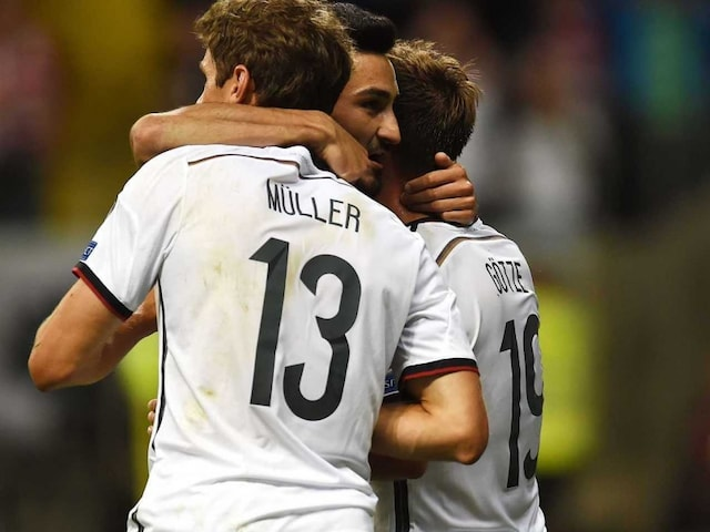 Euro 2016 Qualifiers: Germany Target Improved Performance vs Scotland