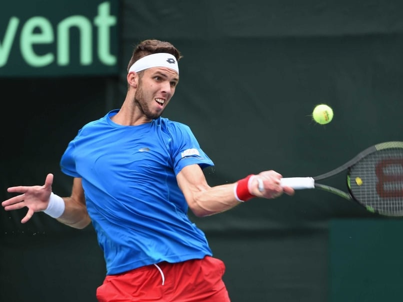 Davis Cup: Indian Conditions Are Brutal, Says Jiri Vesely After Win
