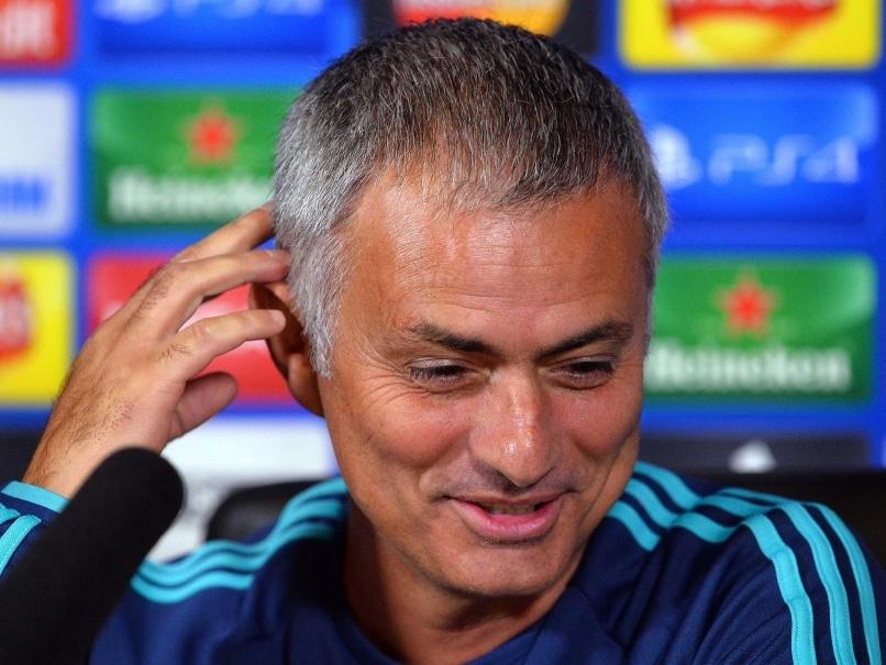 Jose Mourinho Tells Reporter To Google Answers Ndtv Sports
