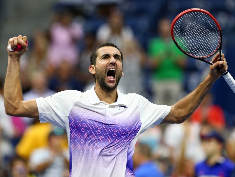 Cilic Outlasts Tsonga In A Five-Set Scorcher To Reach The Semifinals