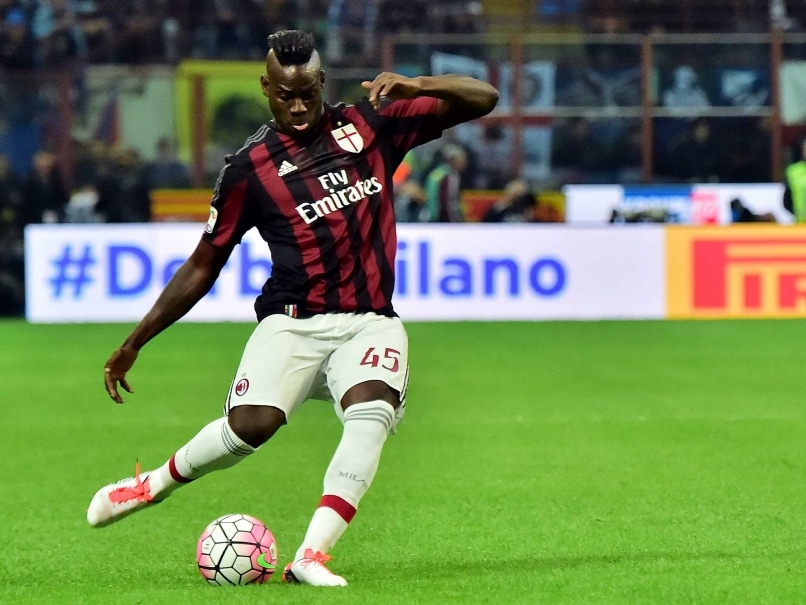 Mario Balotelli Scores On his Second Return to AC Milan