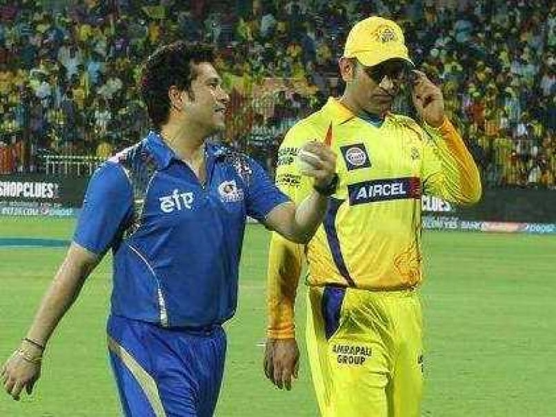 Sachin Tendulkar was Like God to Me: MS Dhoni