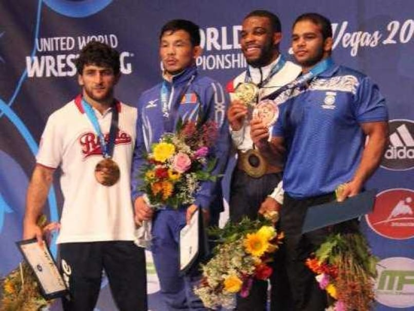Wrestler Narsingh Pancham Yadav Books India