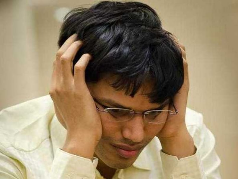 P Harikrishna Aims For Good Start World Chess Cup Opener