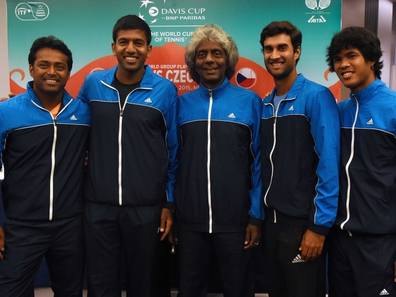 Davis Cup: India Have a Mountain to Climb Despite Tomas Berdychs Absence