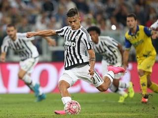 Paulo Dybala Late Penalty Rescues Juventus F.C vs Chievo Verona