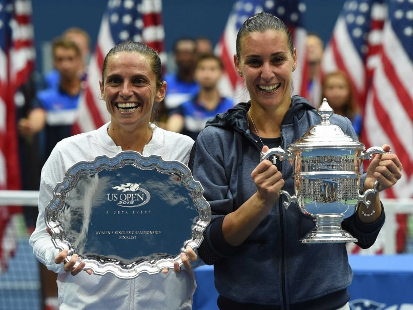 US Open 2015: Miracle Girl Roberta Vinci Goes Down Joking
