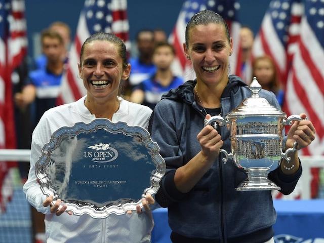 US Open 2015: Miracle Girl Roberta Vinci Goes Down Joking