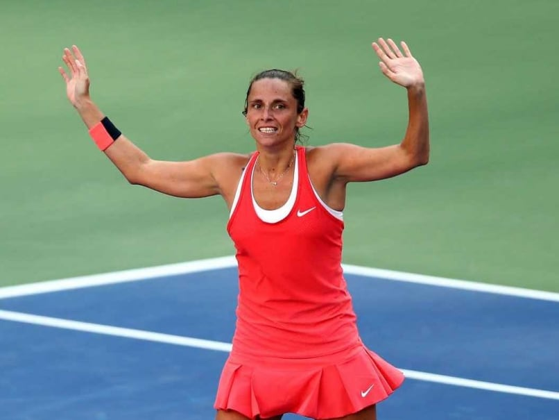 Flavia Pennetta, Roberta Vinci Feat Whips Italy Into US Open Frenzy