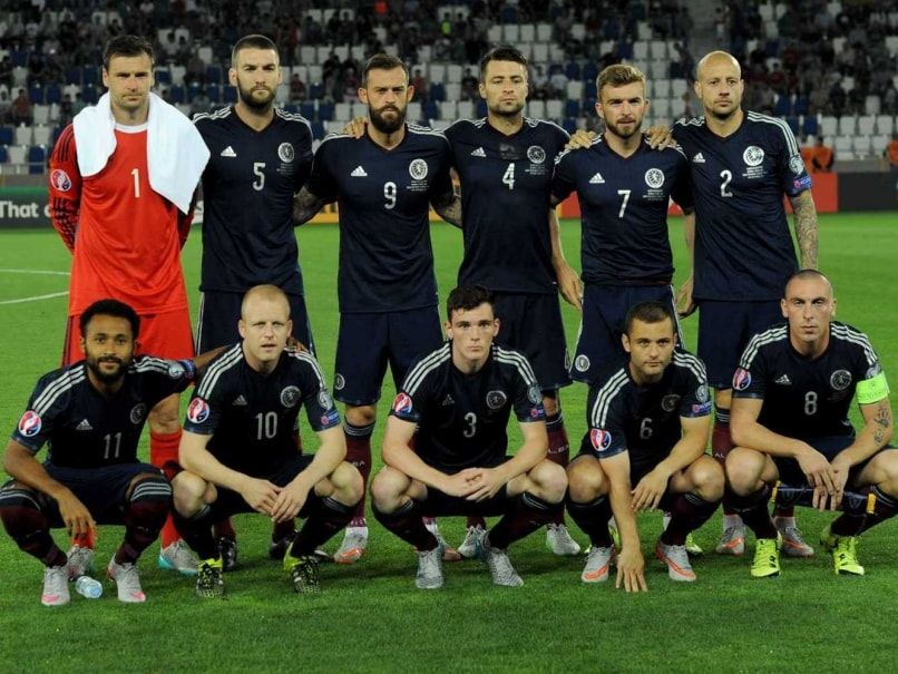 Scotland Must Pick up Points Against Germany: Gordon Strachan
