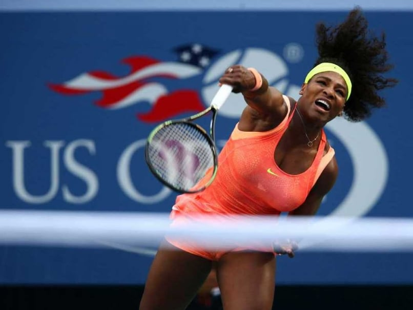 Serena Williams to Meet Venus in US Open Quarters, Eugenie Bouchard Out