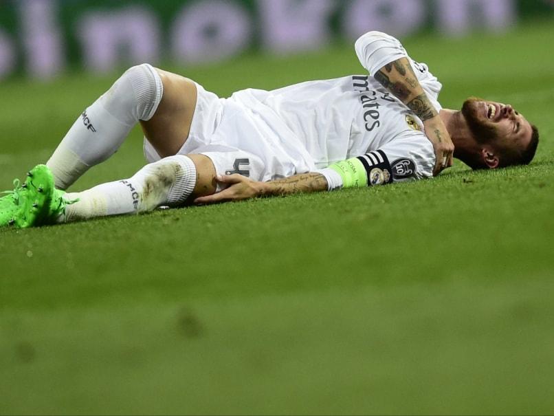 Sergio Ramos to Miss Real Madrid