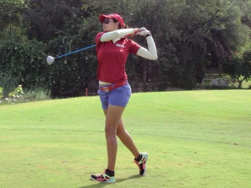Sharmila Nicollet Eyes Encore at Delhi Golf Course