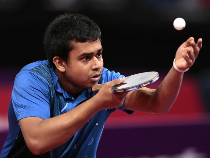 Soumyajit Ghosh, Manika Batra Book Olympic Berths in Table Tennis