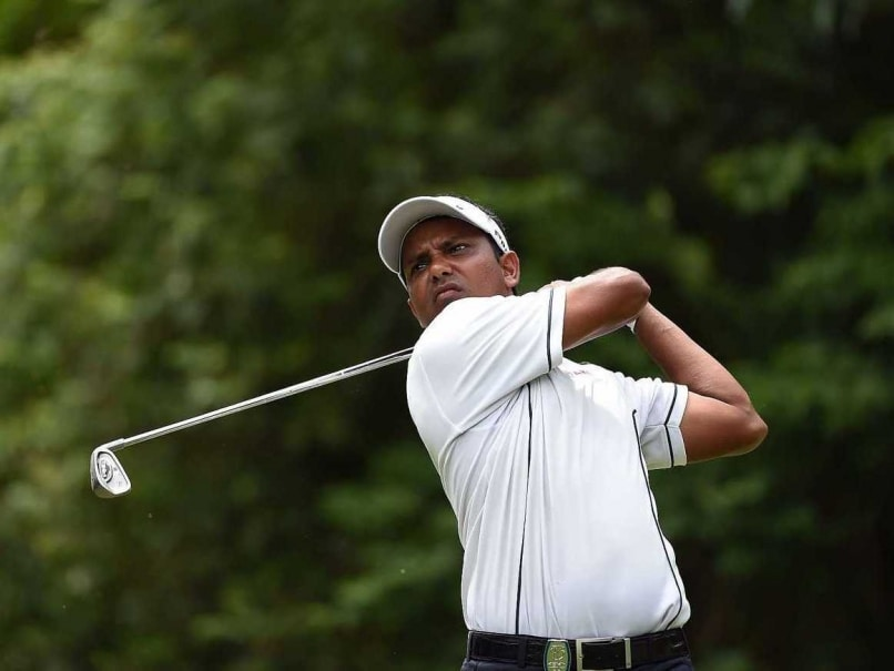 SSP Chawrasia Rises to Tied-Sixth Spot at Manila Masters