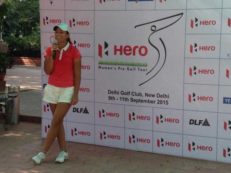 Tvesa Malik Wins Hero Womens Professional Golf Tour