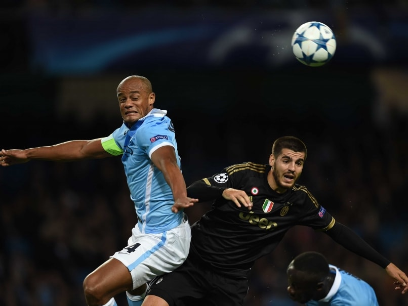 Champions League: Vincent Kompany Sustains Calf Injury in Manchester City F.C. Loss