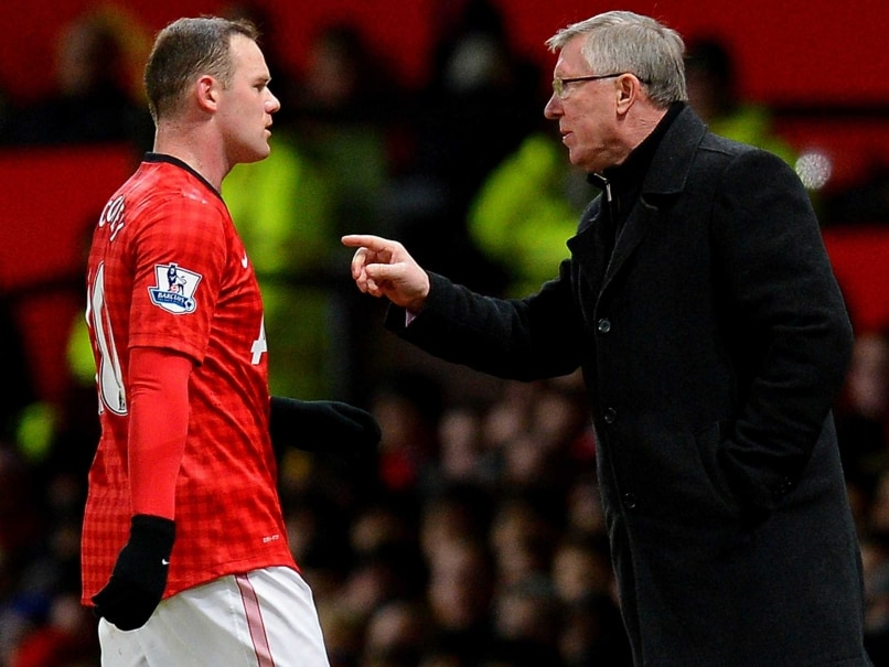 Sir Alex Ferguson Reveals He Refused to Pay Wayne Rooney More