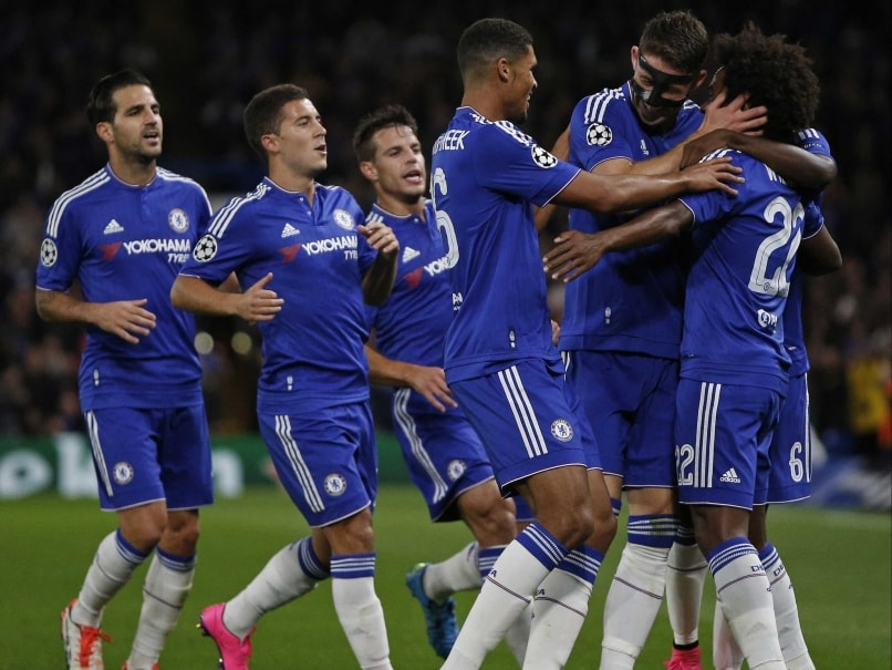 Champions League: Willian, Oscar Shine as Chelsea F.C. Thrash Lacklustre Maccabi Tel Aviv