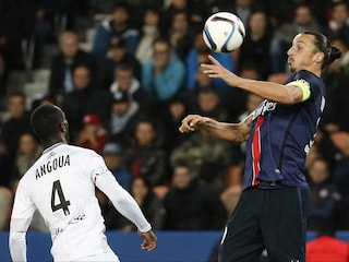 Zlatan Ibrahimovic Breaks Goal Drought as Paris Saint-Germain Continue Unbeaten Run