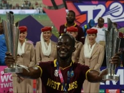 Darren Sammy Reportedly Sacked by WICB in '30-Second Phone Call'