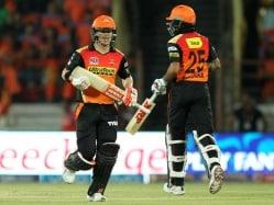 IPL, Highlights - Gujarat Lions vs Sunrisers Hyderabad: Suresh Raina's GL Taste First Loss After David Warner, Shikhar Dhawan Fireworks