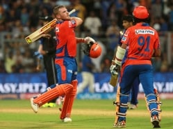 IPL 2016: Aaron Finch Guides Gujarat Lions To Clinch Thriller Against Mumbai Indians