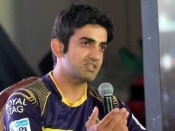 IPL: Gautam Gambhir