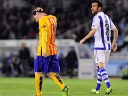 F.C Barcelona Lose to Real Sociedad, La Liga Title Chase Becomes Intense