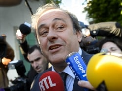 Michel Platini in Court For Make or Break Hearing