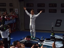 Nico Rosberg Completes Hat-Trick of Chinese Grand Prix Wins