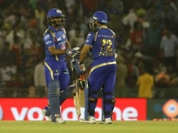 IPL 2016: Mumbai Indians Reignite Campaign With 25-Run Win Over Kings XI Punjab