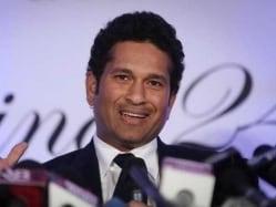 Facing Camera More Challenging Than Playing Cricket: Sachin Tendulkar