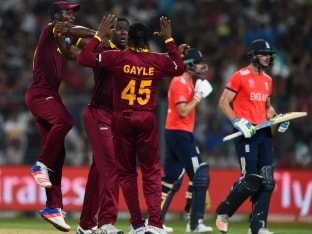 World T20: Carlos Brathwaite Cameo Seals England's Fate in Thrilling Final