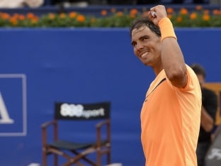 Rafael Nadal, Kei Nishikori Set up Blockbuster Barcelona Final