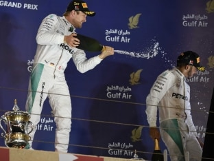 Nico Rosberg Aims to Continue Winning Momentum, Warns of Ferrari Resurgence