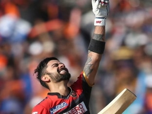 'Virat Kohli Sweating it Out to Become World's Best Athlete'