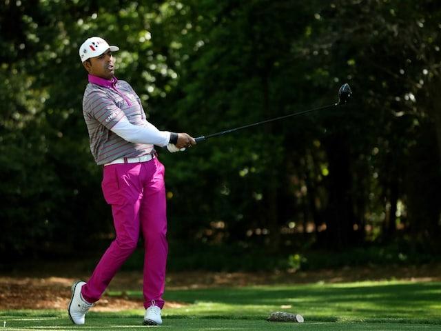 Anirban Lahiri Makes Cut at Augusta Masters, Jordan Spieth Holds On