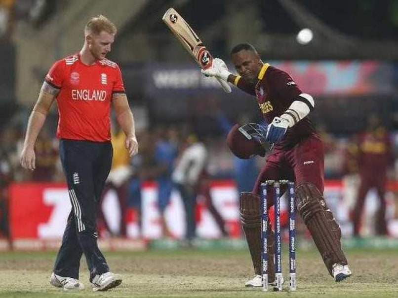 World T20: Marlon Samuels Not Gracious in Victory, Says Ben Stokes