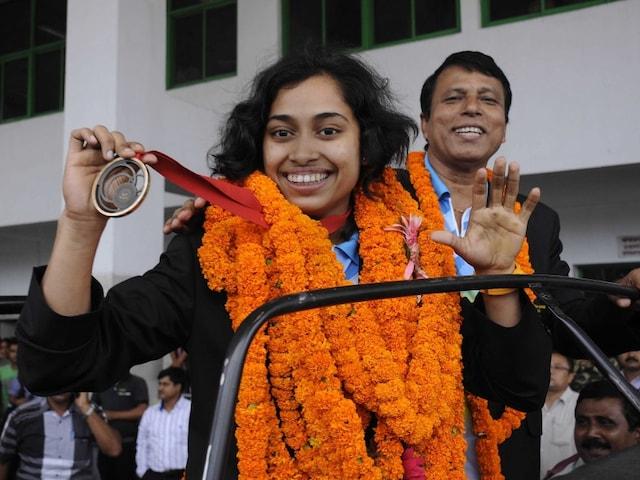 Dipa Karmakars Journey To Rio Olympics, A Saga Of Talent And Hard Work