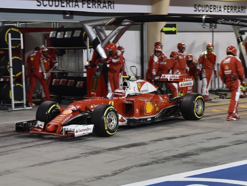 Ferrari Top Formula One Earner Ahead of Champions Mercedes: Report