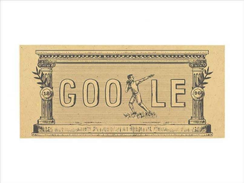 2016 Rio Olympic Games in August, Google Doodle Celebrates 120th Anniversary of Modern Olympics